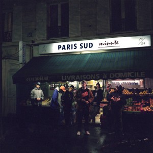 1995 - Paris Sud Minute | CD