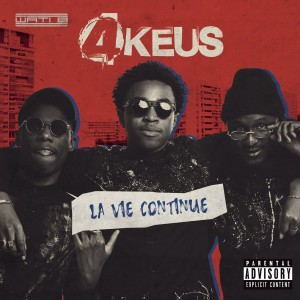 4Keus Gang - La Vie Continue | CD