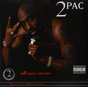 2Pac - All eyez on me | Winyl