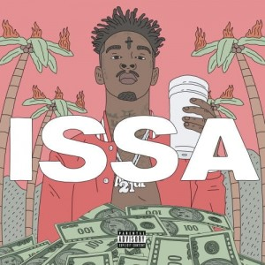 21 Savage  - Issa Album | Winyl