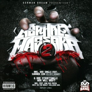 Farid Bang - Asphalt Massaka 2 | CD