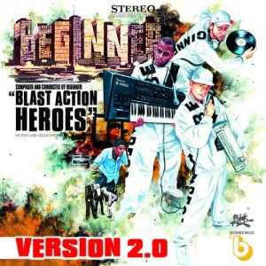 Absolute Beginner - Blast Action Heroes (Version 2.0)| CD