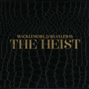 Macklemore & Ryan Lewis - The Heist | CD